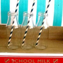 Milk & Juice Bottles