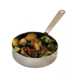 Minature Stainless Steel Pans
