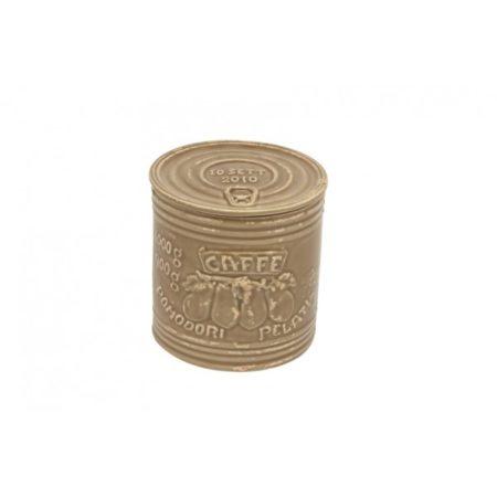 Mediterraneo Coffee Jar Funghi 12 x 12.5 cm