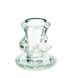 Dinner Candle Glass Holder 62/57 mm