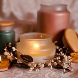 Fragranced Scented Candles