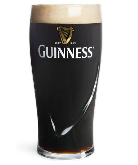 Guinness Harp Glass