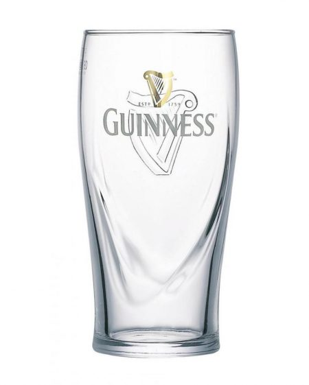 Guinness Harp Glass 29cl