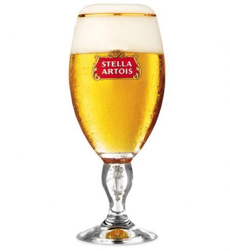 Stella Artois Beer Pint Glass 20oz 58cl