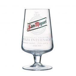 San Miguel Stemmed Pint Glass 58cl
