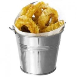 Galvanized Mini Buckets