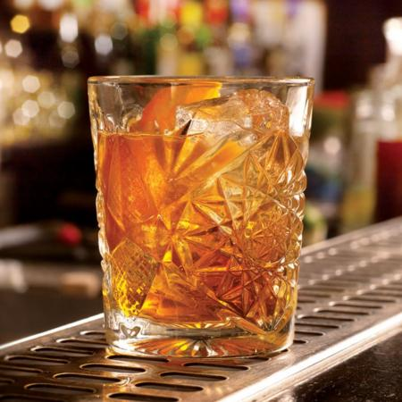 Hobstar Double Old Fashioned