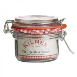 125ml Round Kilner Cliptop Jar
