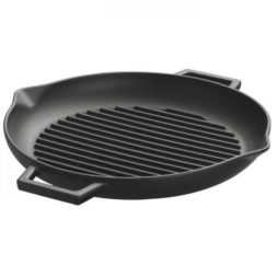 Lava Cast Iron Grill Pan 30cm