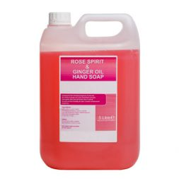 5L Rose Spirit & Ginger Oil Hand Soap