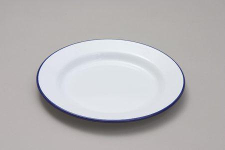 Enamel Dinner Plate 26cm