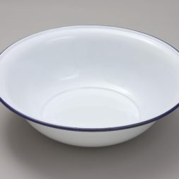 36cm Enamel Large Wash Basin/Salad Bowl