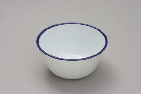 Enamel Pudding Basin 18cm