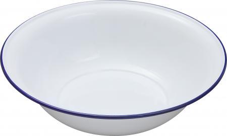 Enamel Large Wash Basin/Salad Bowl 36cm