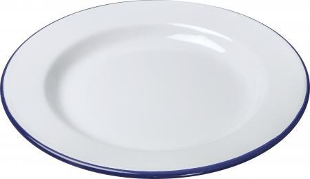 Enamel Dinner Plate 22cm
