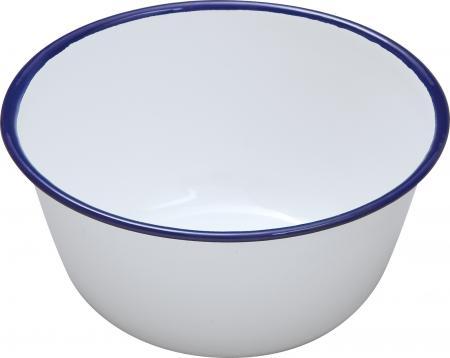 Enamel Pudding Basin 16cm