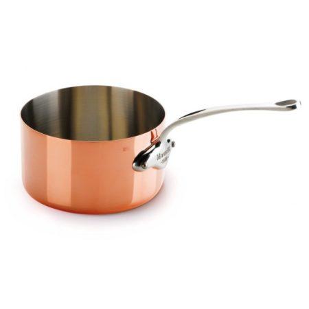 M'Heritage Sauce pan Copper 18 cm