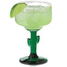 12oz Cactus Margarita Juniper Stem