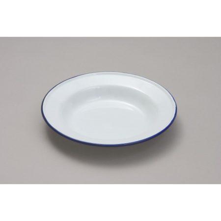 Enamel Soup Plate 24cm