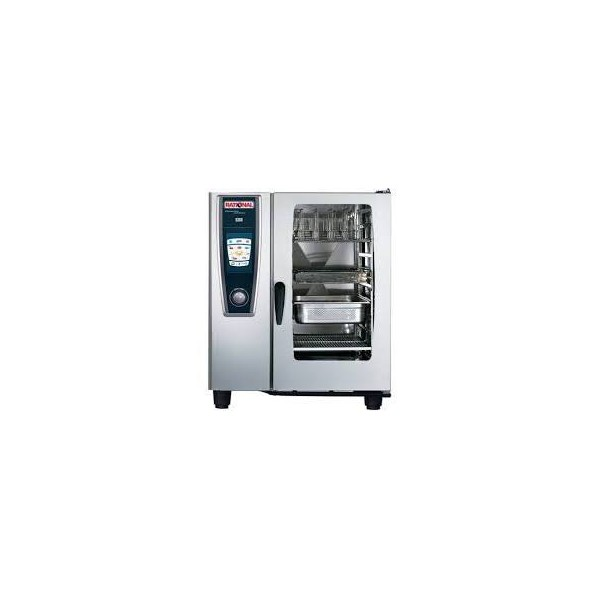 Rational Combi Oven Scc 101 Electric 10 Grid
