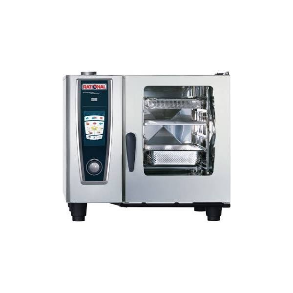Rational Combi Oven Model 61 Gas 6 Grid