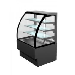 Sterling Pro Evo Black Patisserie Counter