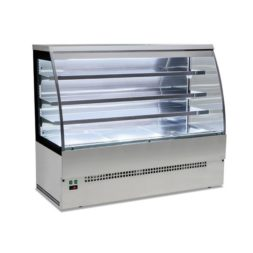 Sterling Pro Evo-Self Self Service Display Counter Stainless Steel