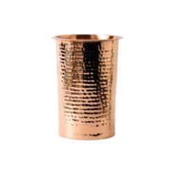 Solid Copper Wine Cooler Hammered