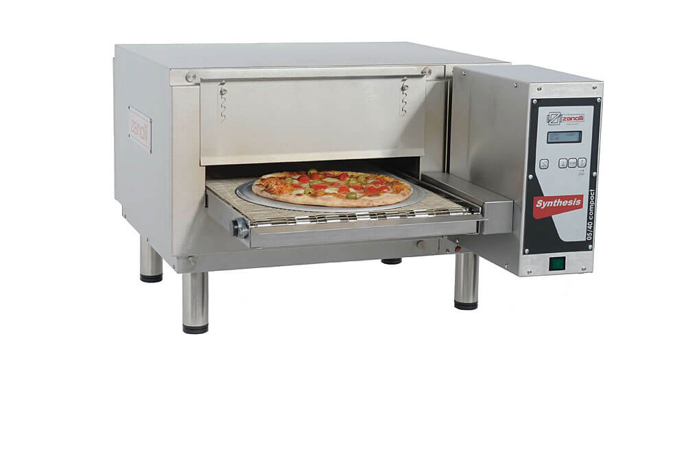 how to cook with conveyor oven