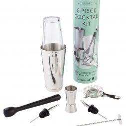 8 Piece Cocktail Kit