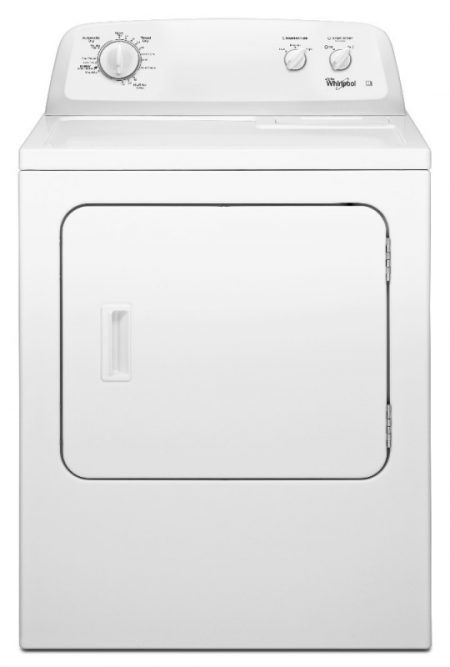 Whirlpool 3LWED4705FW Atlantis Classic Front Loading 15kg Dryer