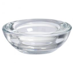Bolsius Glass Tealight Dish