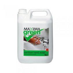 Maxima Sanitiser Hand Soap - 5Ltr