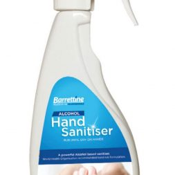 Barrettine Hand Sanitiser 500ml Tigger 75% Alcohol