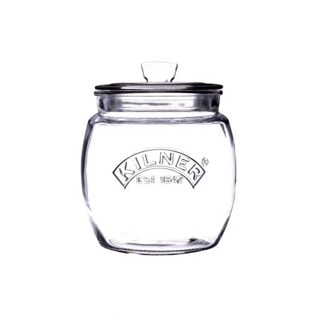 Kilner® Universal Push Top Storage Jar 0.85 Litre