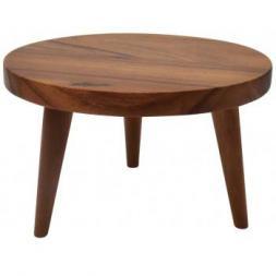 Acacia Woodware Presentation Table 21 x 11cm