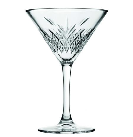 Timeless Vintage Martini Glass 8oz 23cl