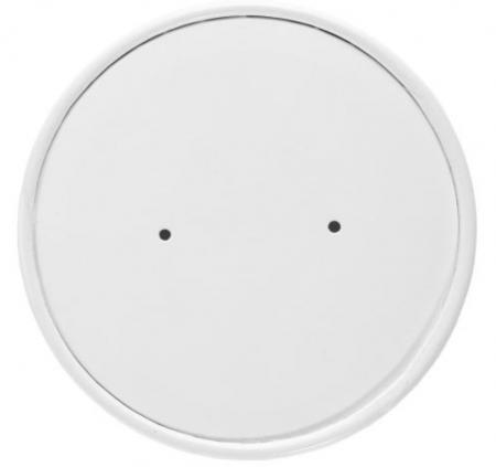 Small Vented Paper Lids for Soup Containers (Box of 500)