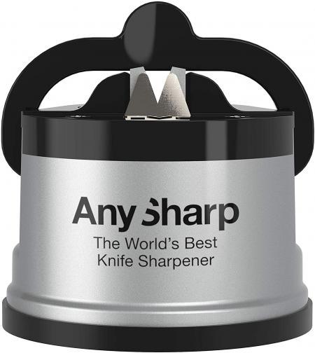 AnySharp Silver Knife Sharpener