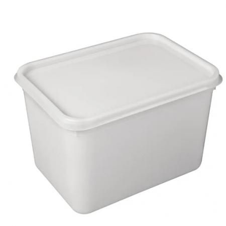 4 Ltr Ice Cream Container 1x20