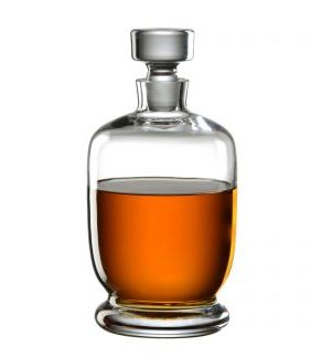 Manhattan Decanter 145cl by Cater Supplies Direct